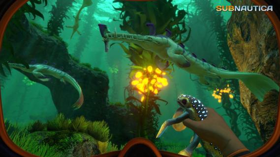 Subnautica za darmo. Epic Games rozdaje gry na swojej platformie