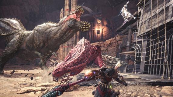 Monster Hunter: World łączy siły z Assassin's Creed. Zwiastun wydarzenia