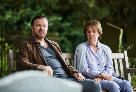 After Life - znamy datę premiery 2. sezonu serialu Ricky'ego Gervaisa