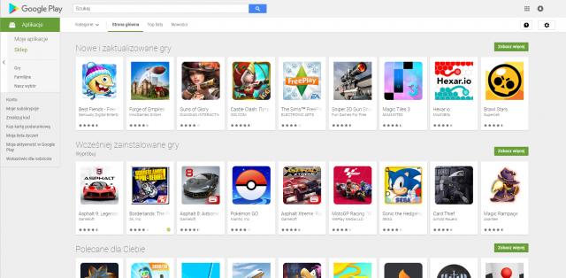Ze Sklepu Play znikną aplikacje, które mogą naruszać naszą prywatność