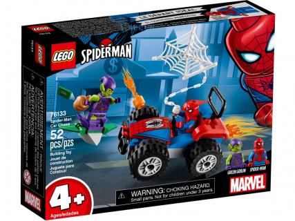 LEGO Spider-Man – do sprzedaży trafiły zestawy klocków z superbohaterem