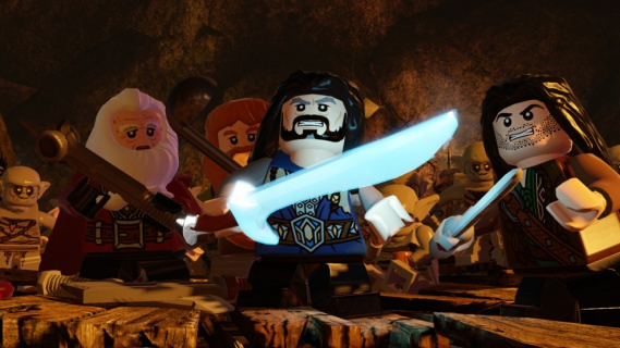 LEGO: Lord of the Rings i LEGO: The Hobbit znikają z cyfrowej oferty