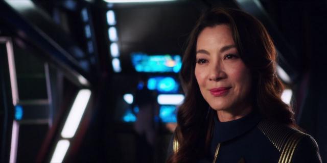 Oficjalnie – będzie spin-off Star Trek: Discovery. Bohaterką Philippa Georgiou