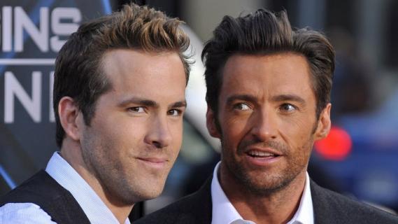 Hugh Jackman świętuje rozejm z Ryanem Reynoldsem. Zobacz zabawne wideo