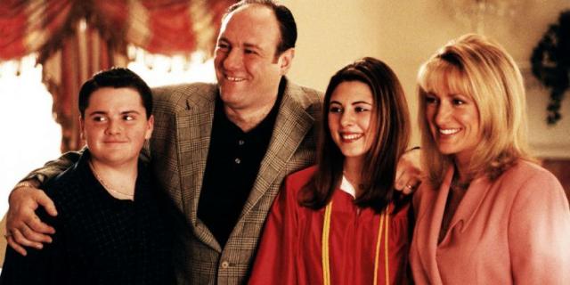 Najlepsze postacie z serialu Rodzina Soprano