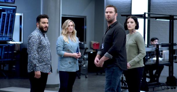 Blindspot: Mapa zbrodni: sezon 4, odcinek 9 – recenzja