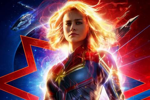 Kapitan Marvel – zobacz rosyjski zwiastun filmu. Nowe sceny