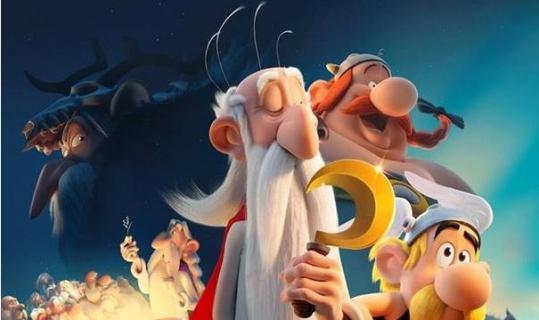 Asteriks i Obeliks. Tajemnica magicznego wywaru – wiele nowych zdjęć z animacji