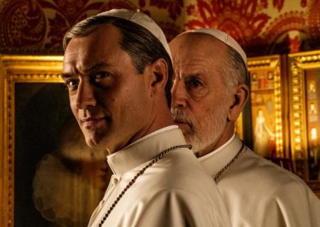 Nowy Papież - kolejny teaser serialu HBO
