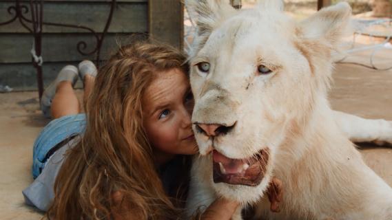 Mia i biały lew – recenzja filmu