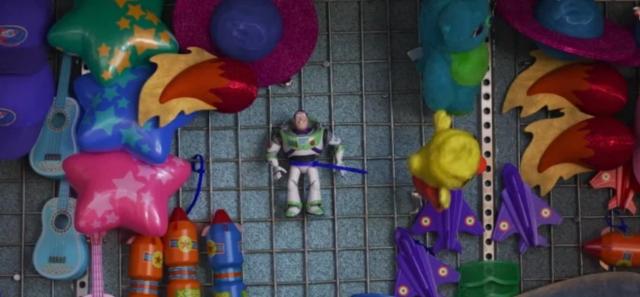 Toy Story 4 - Ducky i Bunny dokuczają Buzzowi w nowym klipie z filmu