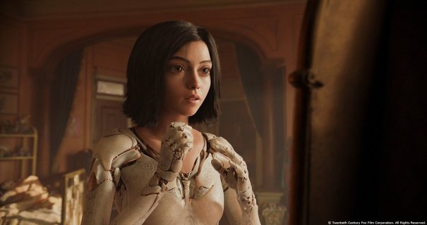 Alita: Battle Angel – zobacz świetne szkice koncepcyjne z filmu