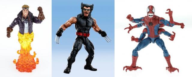 MCU, X-Men i nie tylko. Marvel pokazał całą serię zabawek