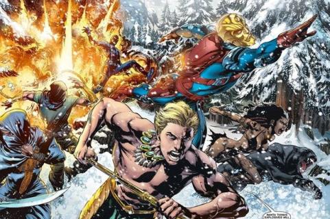 Aquaman 2 – w filmie zobaczymy znaną z komiksów grupę herosów?