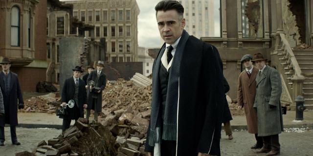 The Batman - Colin Farrell zdradza, kiedy rozpocznie zdjęcia do filmu