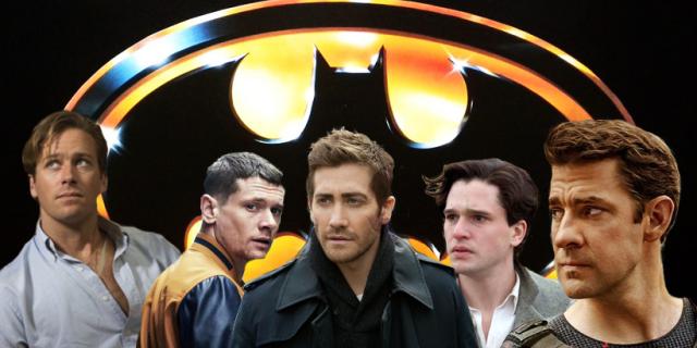 Kto powinien zagrać młodego Batmana? Nasze typy
