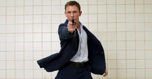 Bond 25 - eksplozja na planie. Ranny członek ekipy