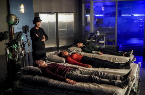 Flash: sezon 5, odcinek 12 – recenzja