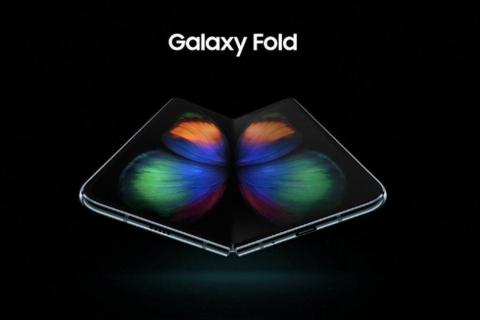 Samsung podobno skończył naprawiać Galaxy Folda
