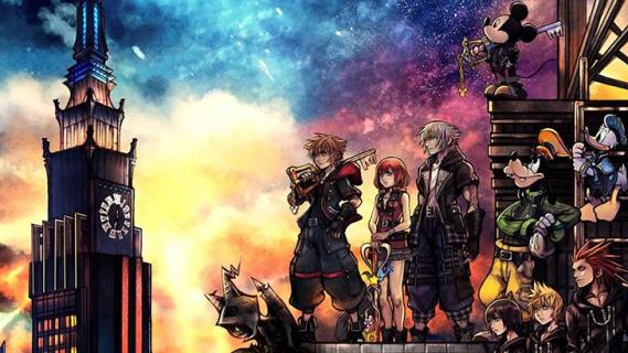 Kingdom Hearts III – recenzja gry
