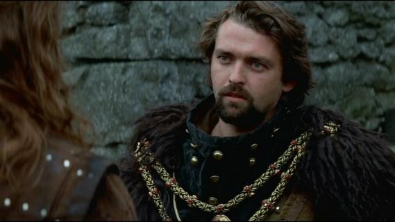 Robert the Bruce – zdjęcie z nieoficjalnej kontynuacji filmu Braveheart