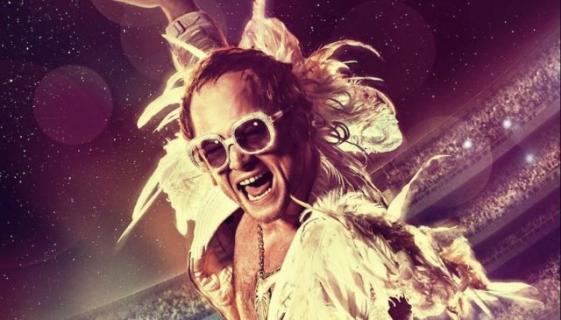 Taron Egerton i Sir Elton John wykonują Rocket Man w Cannes [WIDEO]