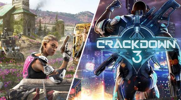 Far Cry: New Dawn i Crackdown 3 sprzedały się fatalnie