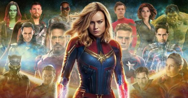 Kapitan Marvel – scenę po napisach stworzyli bracia Russo. Z innej zrezygnowano