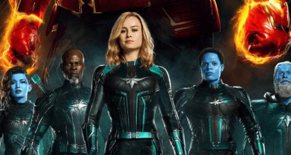 Kapitan Marvel - tak superbohaterka mogła prać zbirów. Kapitalne wideo kaskaderów