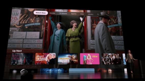 Wirtualne gazety, cyfrowa karta płatnicza, serwis z grami i filmy z chmury. Oto nowe usługi Apple