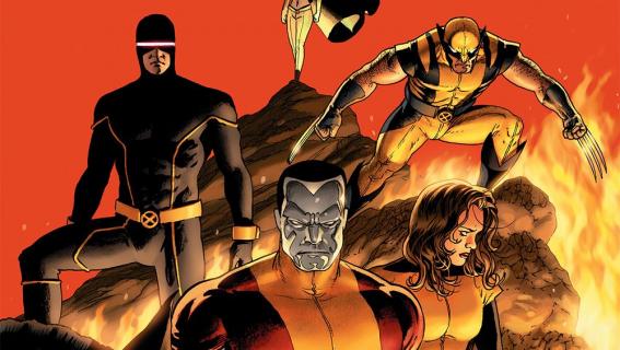 X-Men i Descender: wkrótce nowe komiksy. Zobaczcie plansze