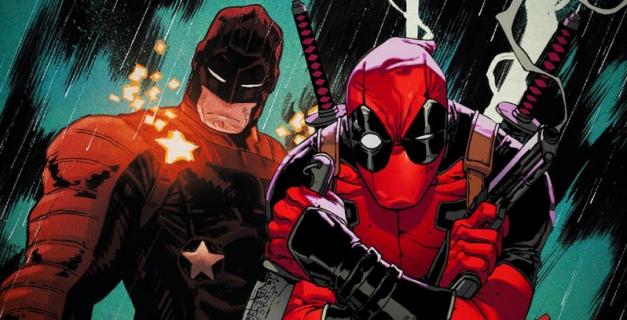 Deadpool dostał krwawe manto. Oprawcą jest… Batman à la Marvel
