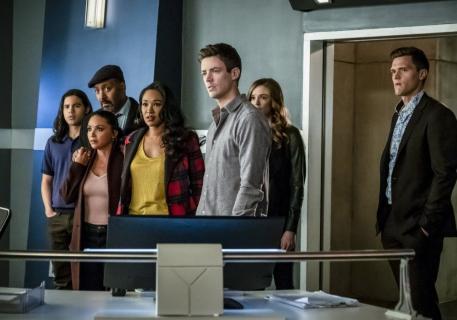 Flash: sezon 5, odcinek 17 – recenzja