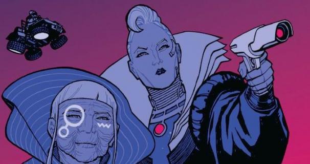 Paper Girls. Tomy 3-5 – recenzja komiksu