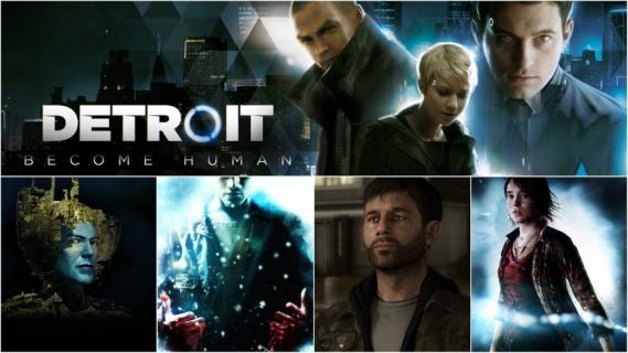 Heavy Rain, Beyond: Two Souls i Detroit trafią na PC