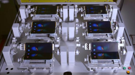 Szef Samsunga przyznał, że Galaxy Fold trafił do sprzedaży zbyt wcześnie