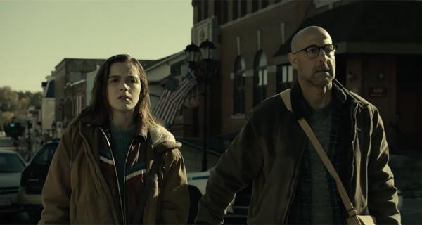 The Silence – Stanley Tucci i Kiernan Shipka w horrorze Netflixa. Zobacz zwiastun