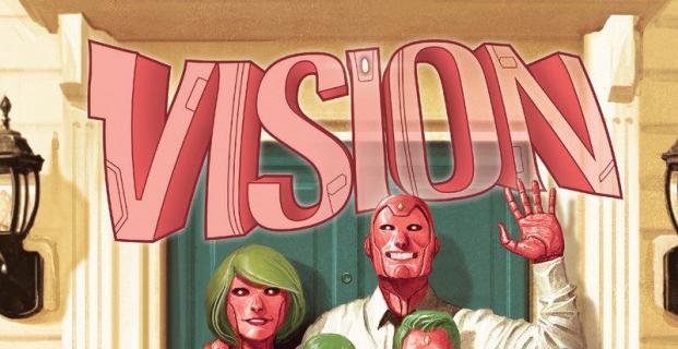 Vision – recenzja komiksu