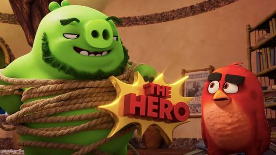 The Angry Birds Movie 2 – zwiastun animacji. Wojna nadal trwa