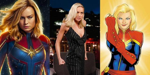 Kapitan Marvel kastruje samczą głupotę. Dlaczego boisz się Brie Larson?