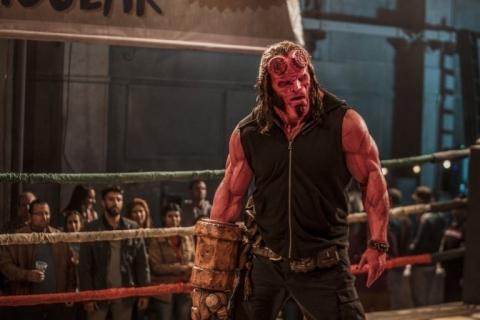 Box Office: Shazam! nadal liderem. Fatalny Hellboy
