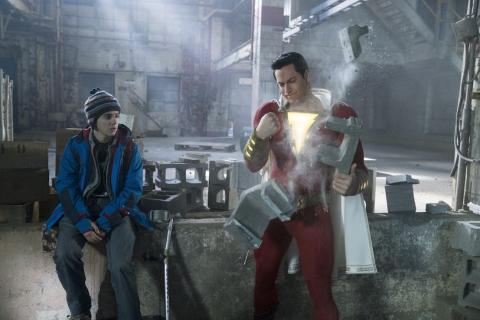 Shazam! – sequel w planach? Reżyser i producent chcą powrócić