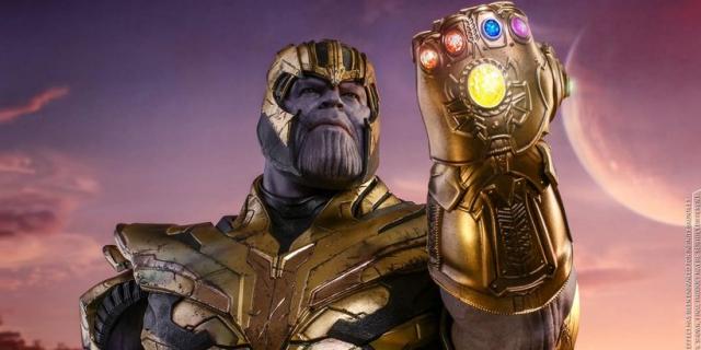 Avengers: Koniec gry – Thanos w zbroi i Iron Man jak żywi. Zobacz figurki z MCU