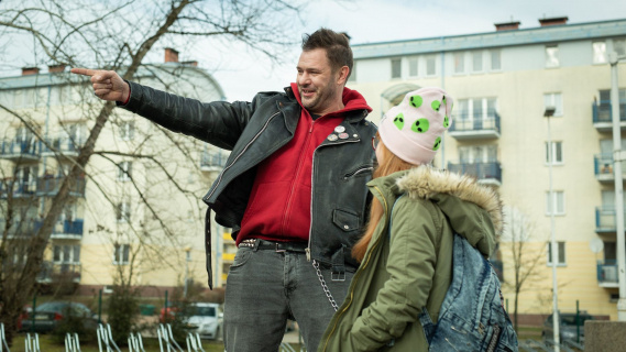 39 i pół tygodnia - teaser serialu TVN. Tomasz Karolak znów w swojej roli
