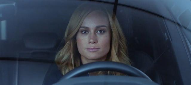 Kapitan Marvel w reklamie Audi. Zobacz świetny klip