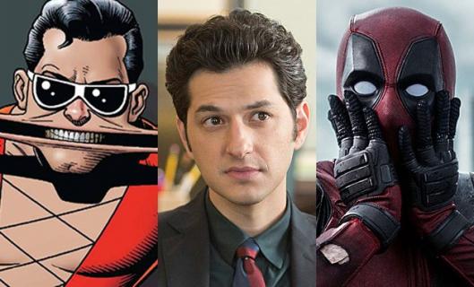 Plastic Man jak Deadpool? Ben Schwartz wciąż chętny, by wcielić się w postać
