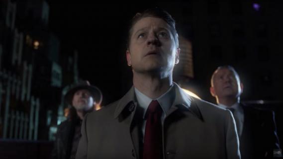 Gotham - finałowy zwiastun ostatniego odcinka serialu. Batman nadchodzi