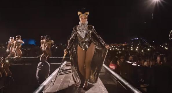 Homecoming - zwiastun filmu dokumentalnego Netflixa od Beyonce
