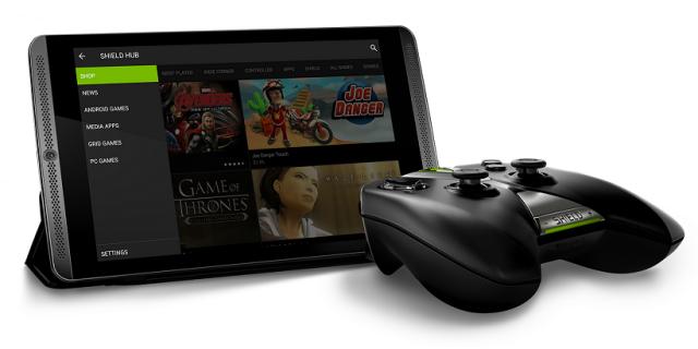 Nvidia może prowadzić prace nad hybrydowym tabletem