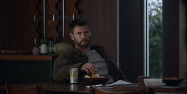 Chris Hemsworth nie wie, czy Thor przeżyje Koniec gry. Zagra z kolei u Kevina Smitha